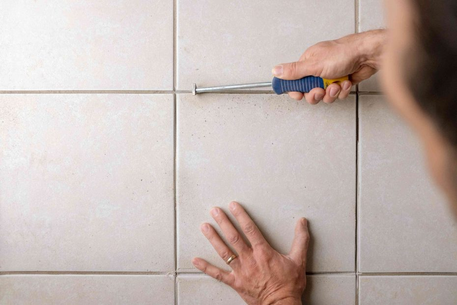DIY Steps to Grout Tiles
